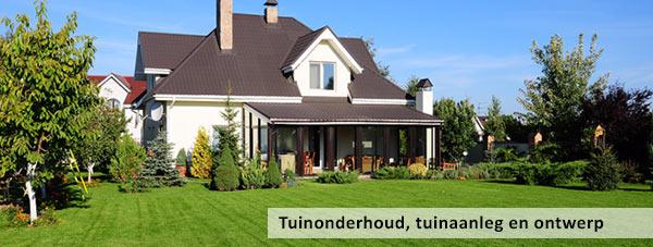 Hovenier Nu - allround tuinman
